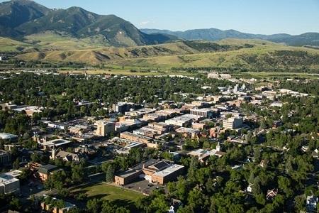 Bozeman, Montana.