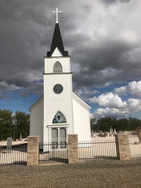 catholic church Montana