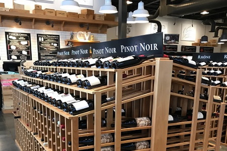wine store Billings MT