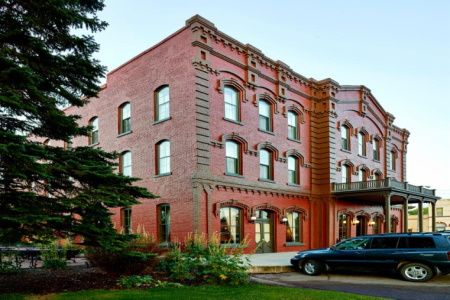 hotel Fort Benton MT