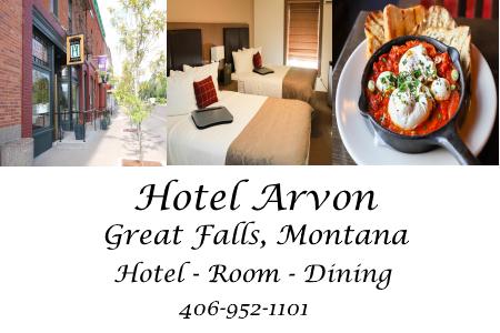 Hotel Arvon MT