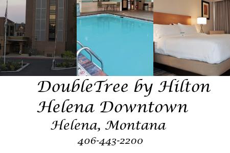 Hilton DoubleTree Helena MT