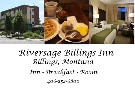 Photos courtesy Riversage Billings Inn.