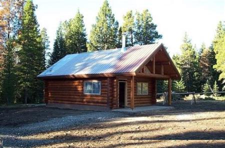 cabin MT