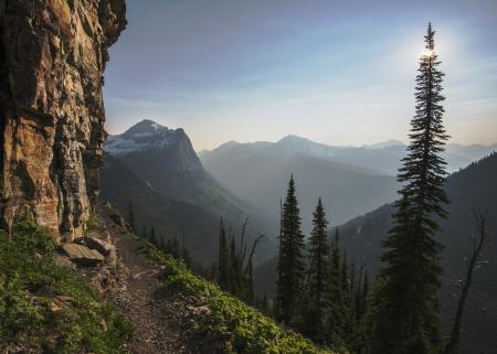 Highline Trail Glacier NP