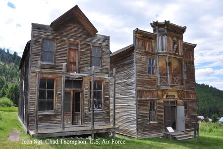 Elkhorn Ghost Town MT