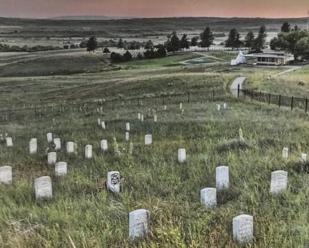 Bighorn Battlefield MT