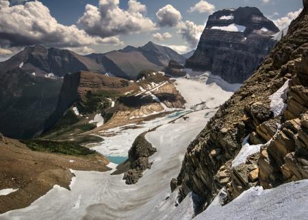 Glaciers GNP