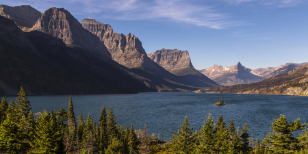Saint Mary Lake GNP