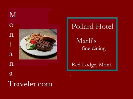 Marli's Red Lodge