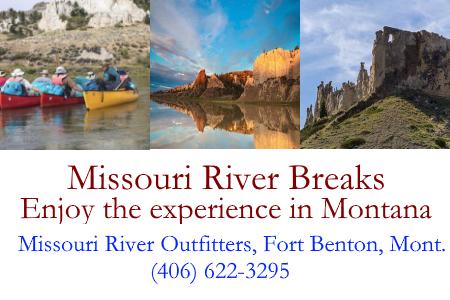 Montana canoe trips