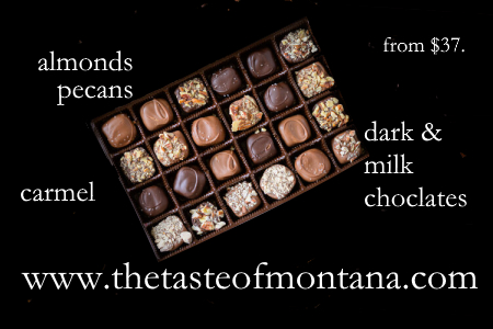 Montana chocolates