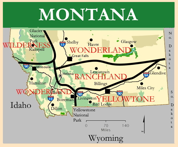 MT map